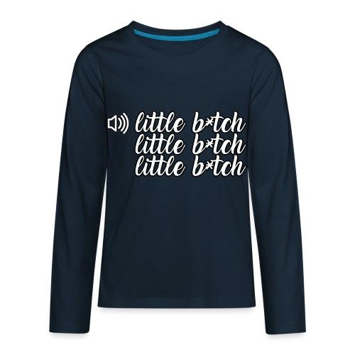 Whostun Classic rage after death - Kids' Premium Long Sleeve T-Shirt