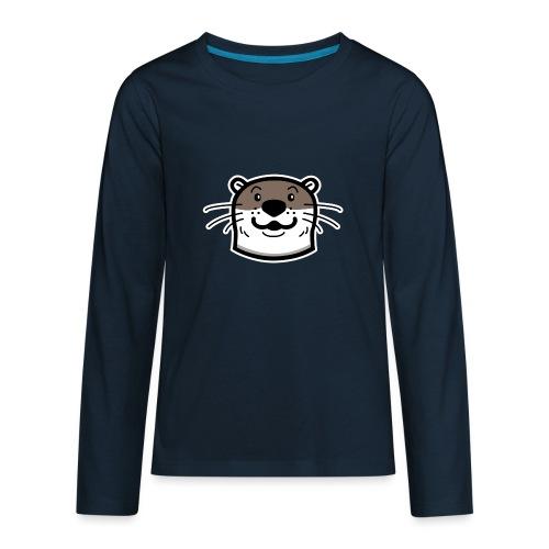 TNC Otter - Kids' Premium Long Sleeve T-Shirt