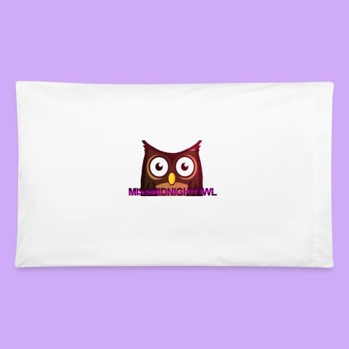 MissMidnightOwl Pillow Case - Pillowcase
