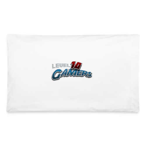 Level10Gamers Logo - Pillowcase