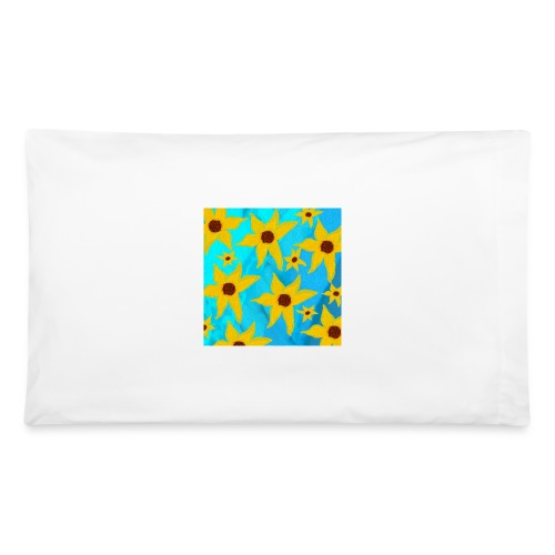 Funky Sunflowers - Pillowcase