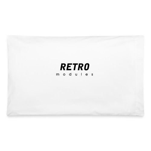 Retro Modules - sans frame - Pillowcase