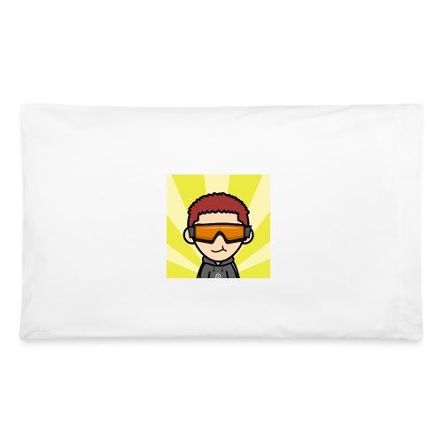 Cartoon Beverly Avatar - Pillowcase