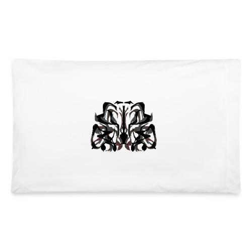 Abstract Bear - Pillowcase