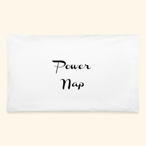 Power Nap - Gifts for Writers Authors Creatives - Pillowcase