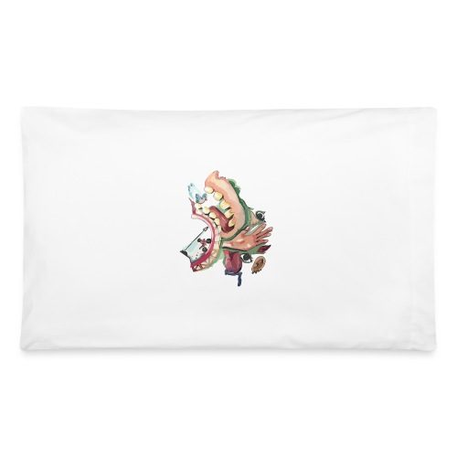 Abstract trip - Pillowcase