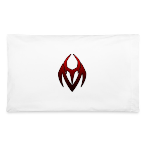 YM logo faded red - Pillowcase