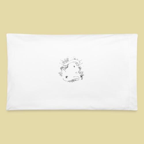 hoh_tshirt_skullhouse - Pillowcase
