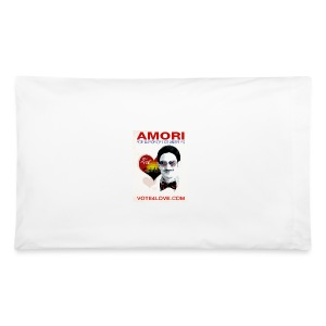 Amori for Mayor of Los Angeles eco friendly shirt - Pillowcase