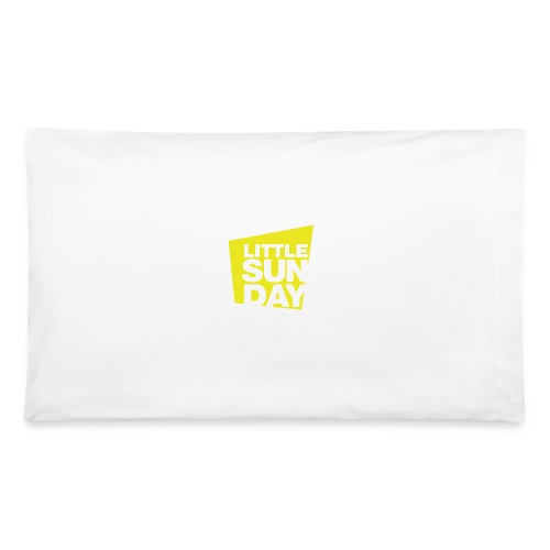littleSUNDAY Official Logo - Pillowcase