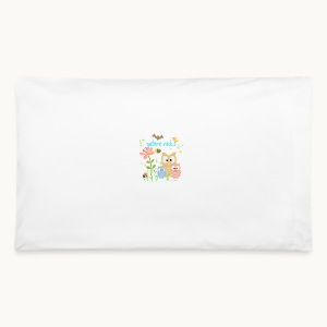 NATURE ROCKS CHILDREN Carolyn Sandstrom THR - Pillowcase