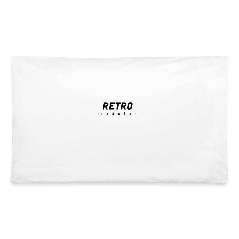 Retro Modules - sans frame - Pillowcase