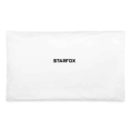 STARFOX Text - Pillowcase