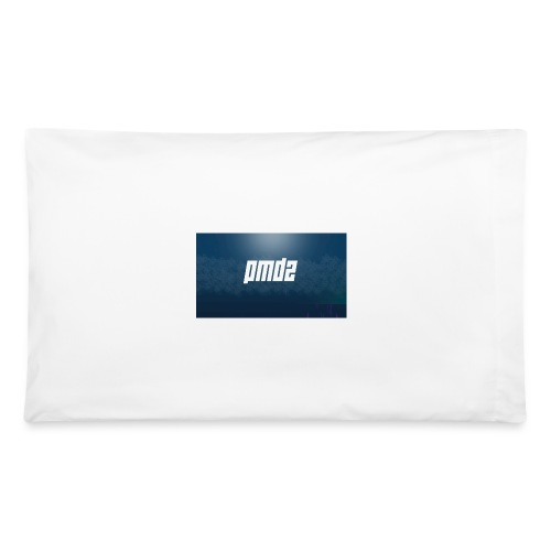 PMD2 Channel Banner Logo - Pillowcase