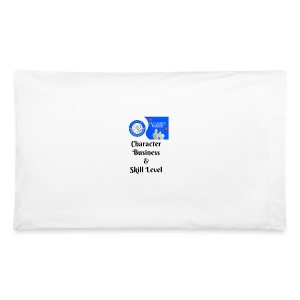 Character, Business & Skill Level - Pillowcase