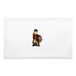 Alex the Great - Pirate - Pillowcase