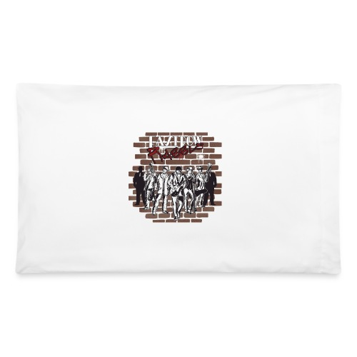 East Row Rabble - Pillowcase