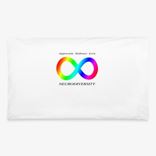 Embrace Neurodiversity - Pillowcase 32'' x 20''