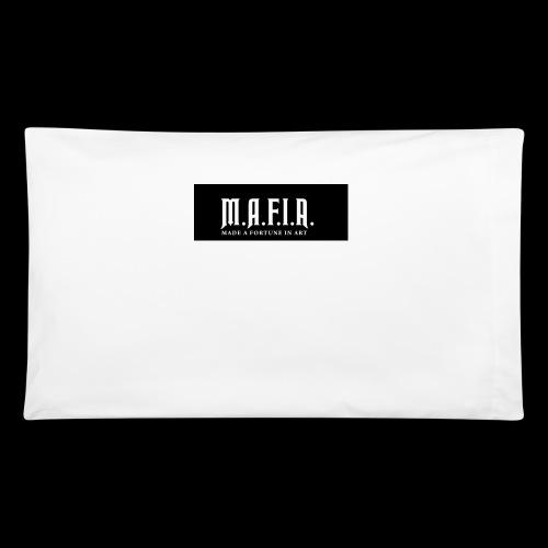 Classic Mafia Logo Black - Pillowcase 32'' x 20''