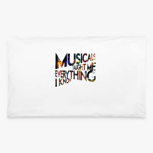MTMEIK Broadway - Pillowcase 32'' x 20''