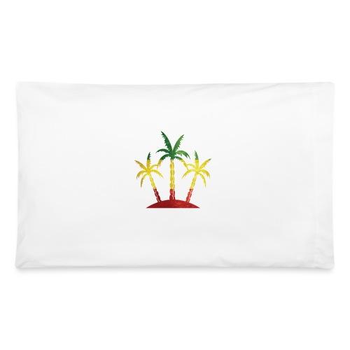 Palm Tree Reggae - Pillowcase 32'' x 20''