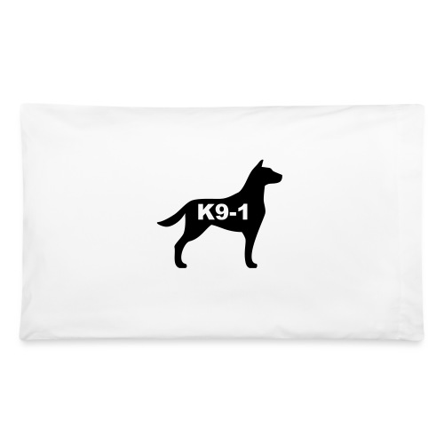 k9-1 Logo Large - Pillowcase 32'' x 20''