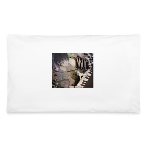 Dark Piano 1 - Pillowcase 32'' x 20''