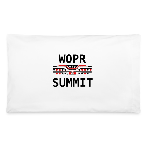 WOPR Summit 0x0 RB - Pillowcase 32'' x 20''