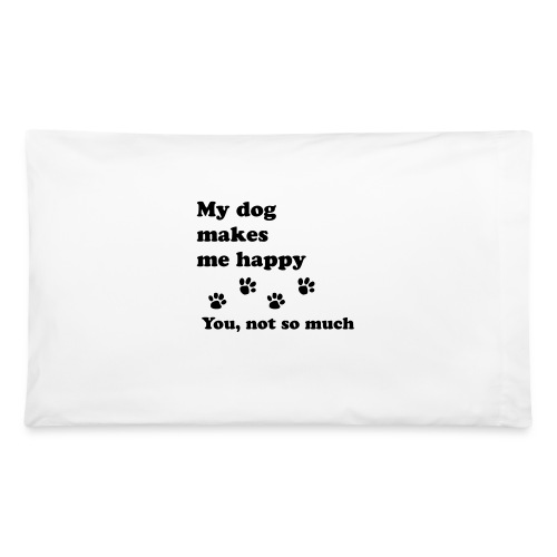 love dog 2 - Pillowcase 32'' x 20''