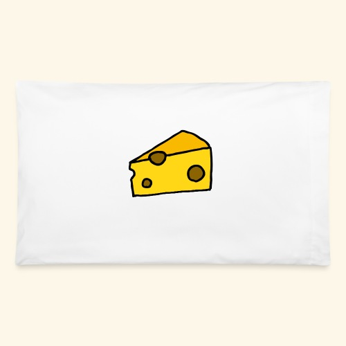 Cheese - Pillowcase 32'' x 20''