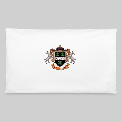 Satanic Heraldry - Coat of Arms - Pillowcase 32'' x 20''