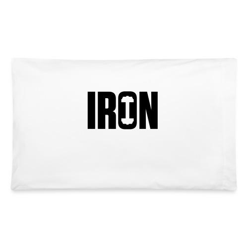 IRON WEIGHTS - Pillowcase 32'' x 20''