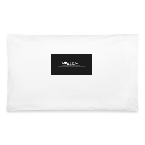 District apparel - Pillowcase 32'' x 20''