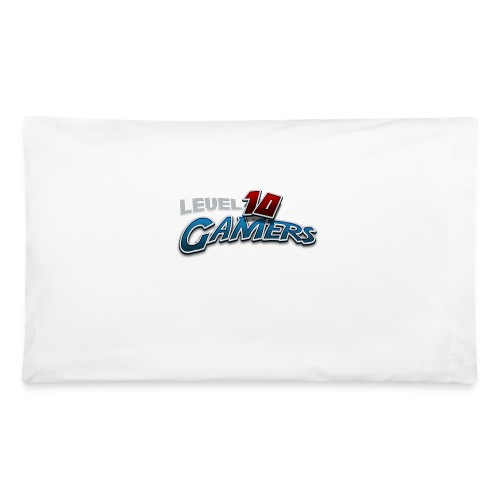 Level10Gamers Logo - Pillowcase 32'' x 20''