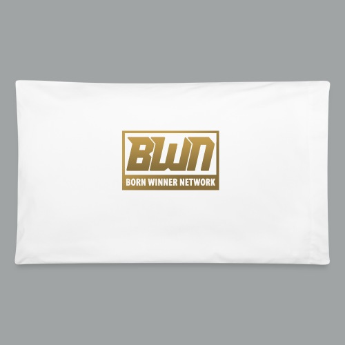 BWN (Gold) - Pillowcase 32'' x 20''