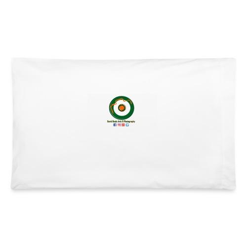David Doyle Arts & Photography Logo - Pillowcase 32'' x 20''