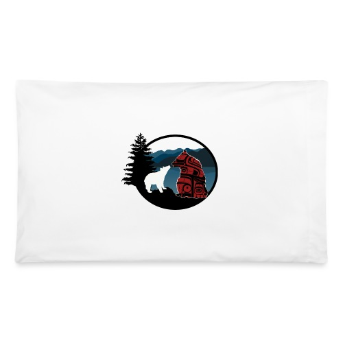 BearsForever Logo png png - Pillowcase 32'' x 20''