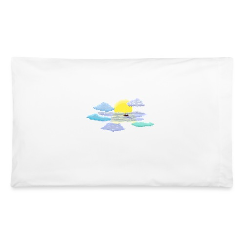 Sea of Clouds - Pillowcase 32'' x 20''