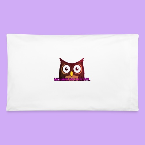 MissMidnightOwl Pillow Case - Pillowcase 32'' x 20''