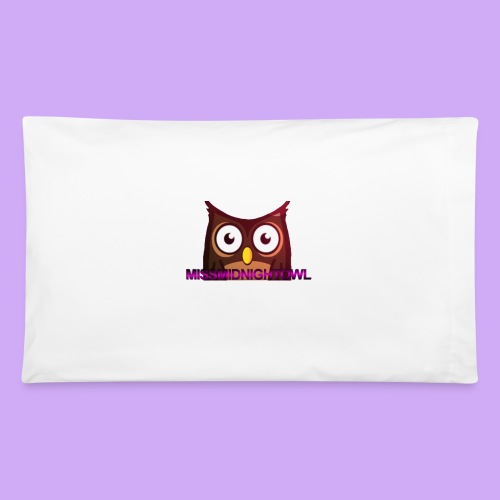 MissMidnightOwl Pillow Case - Pillowcase 32'' x 20''
