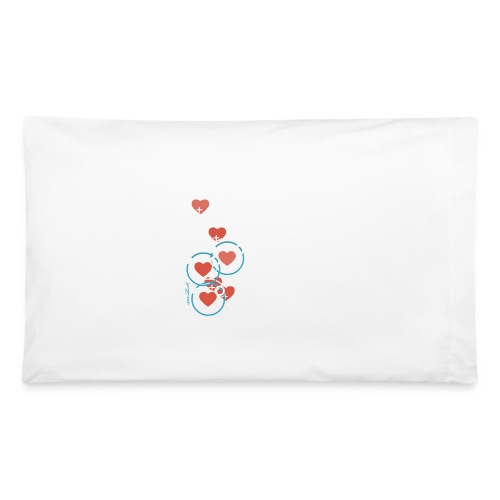 SuperHearts - Pillowcase 32'' x 20''
