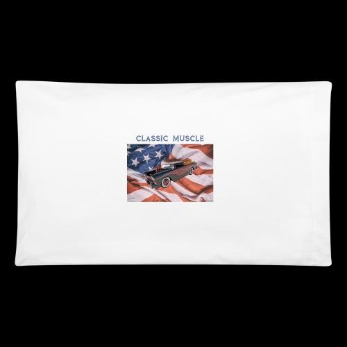 CLASSIC MUSCLE - Pillowcase 32'' x 20''