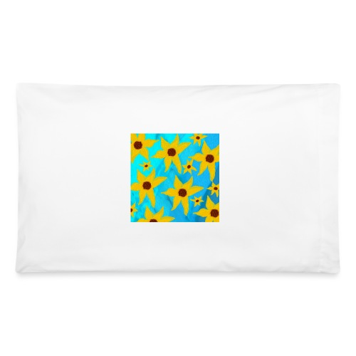 Funky Sunflowers - Pillowcase 32'' x 20''