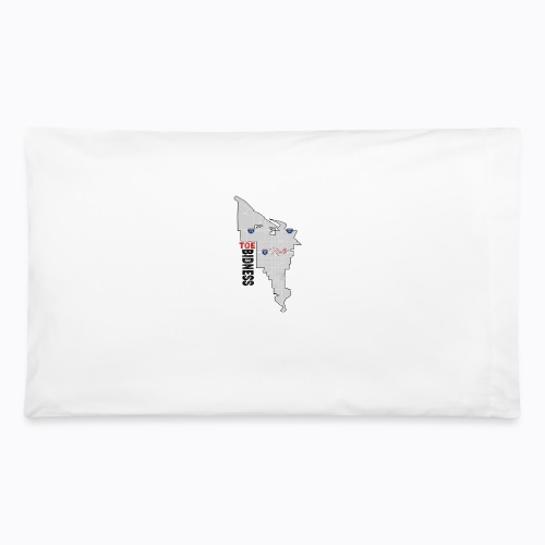 Toe Bidness - Pillowcase 32'' x 20''