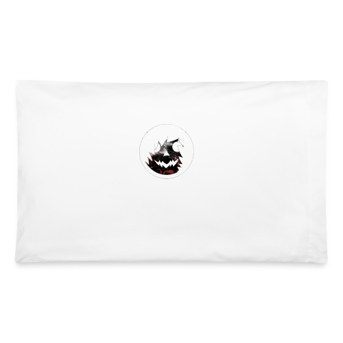 Axelofabyss Red with Nature - Pillowcase 32'' x 20''