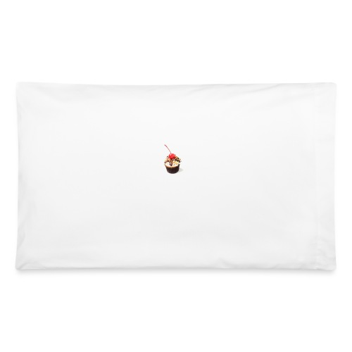 Banana Split Cupcake - Pillowcase 32'' x 20''