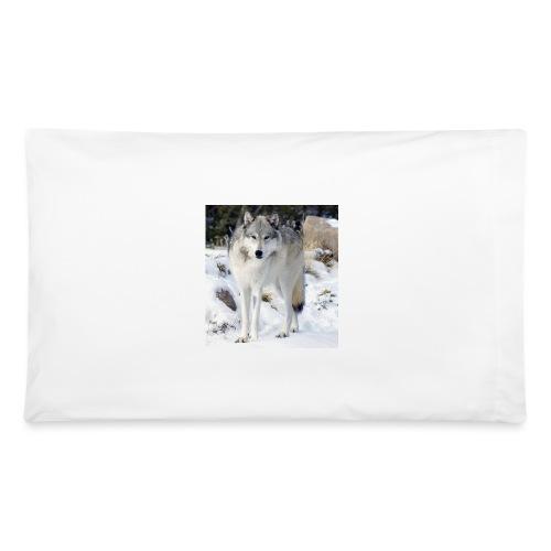 Canis lupus occidentalis - Pillowcase 32'' x 20''