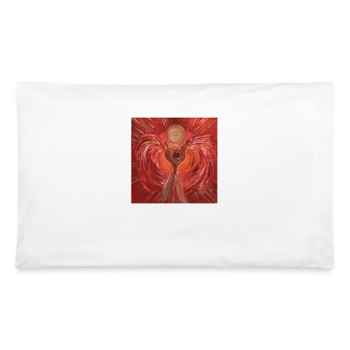 Heartangel of self-worthiness - Pillowcase 32'' x 20''