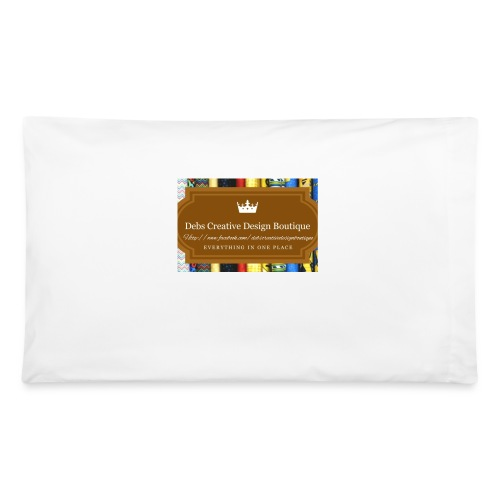 Debs Creative Design Boutique with site - Pillowcase 32'' x 20''