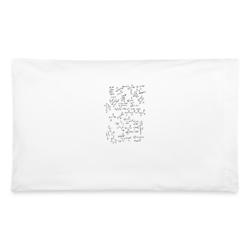 Organic chemistry: The Finale - Pillowcase 32'' x 20''